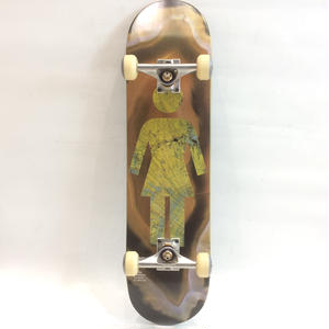 GIRL SKATEBOARD COMPLETE SET 8.0