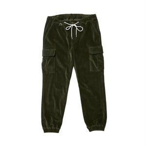 EVISEN SKATEBOARDS STRAIGHT OUTTA BED PANTS GREEN