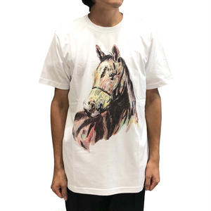 SSS WORLD CORP PRAY TEE BLESSING WHITE