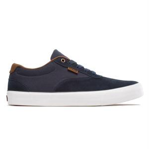 STATE FOOTWEAR MADISON NAVY/BROWN