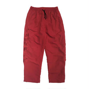 FRESH JIVE DEFENDER TRACK PANTS RED