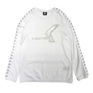 KAPPA KONTROLL BANDA LONG SLEEVE WHITE