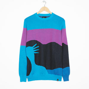 BY PARRA KNITTED PULLOVER SUCCES