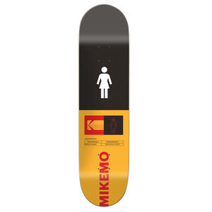 GIRL SKATEBOARDS × KODAK DECK  MIKE MO 8.125