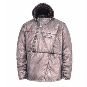 STONE ISLAND SHADOW PROJECT OBLIQUE PADDED ANORAK PINK