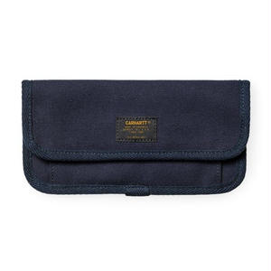 CARHARTT CAMP TRAVELL WALLET  NAVY