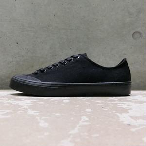 ERIK SCHEDIN CANVAS SNEAKER BLACK