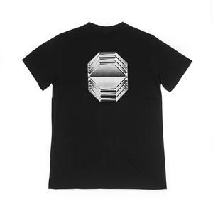 ÖCTAGON IRON TEE BLACK