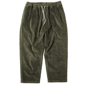 TIGHTBOOTH PRODUCTION BAGGY CODE PANT OLIVE