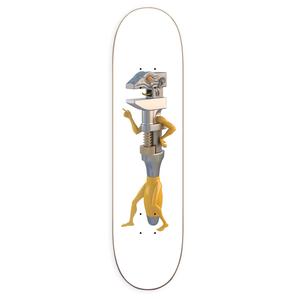ISLE SKATEBOARDS PAUL SHIER LARIC DECK 8.0