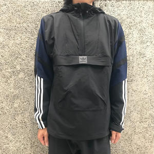 ADIDAS SKATEBOARDING 3ST JACKET BLACK