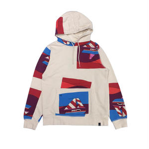 BY PARRA HOODED SWEATER WRONG SAIL