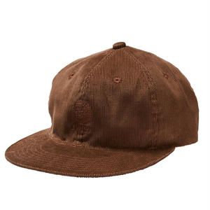 EVISEN SKATEBOARDS WAKANDA CORD CAP BROWN