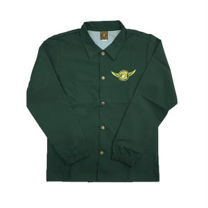 SPITFIRE × ANTIHERO CLASSIC EAGLE COACH JACKET GREEN