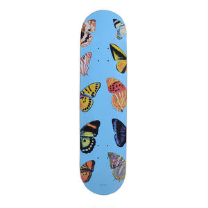 QUASI SKATEBOARDS BUTTERFLY BLUE 8.0