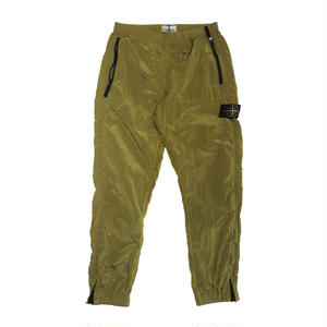 STONE ISLAND NYLON METAL PANTS YELLOW 64212