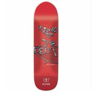 GIRL SKATEBOARDS (RED) DECK 8.5