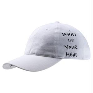 PUMA X SHANTELL MARTIN CAP WHITE