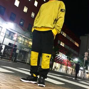 THE NORTH FACE DENALI SLIP-ON PANTS  YELLOW
