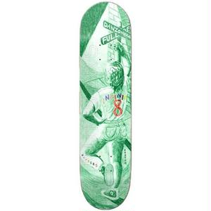 NUMBERS EDITION ERIC KOSTON DECK 8.25