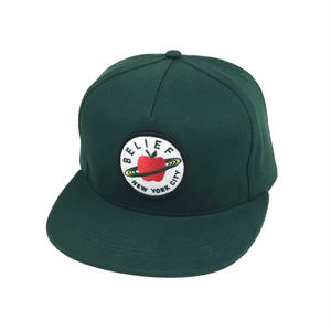 BELIEF CITY SPACE SNAPBACK GREEN