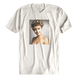 TWIN PEAKS × HABITAT Laura Palmer T-Shirt White