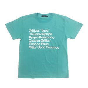 Diaspora Skateboards CITY TEE MINT