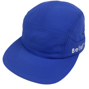 BELIEF SIDELINE 7 PANEL  CAP BLUE
