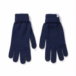 NORSE PROJECTS PURE WOOL GLOVE NAVY