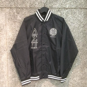 Diaspora Skateboards STADIUM JACKET BLACK