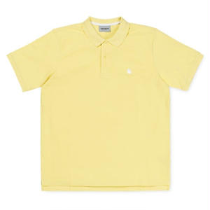 CARHARTT S/S CHASE PIQUE POLO  YELLOW