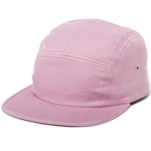 THE QUIET LIFE SIMPLE 5 PANEL CAMPER HAT PINK
