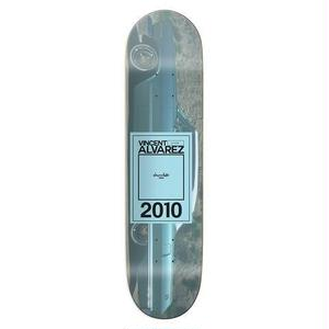 CHOCOLATE SKATEBOARDS INAUGURAL ALVAREZ 8.0 inch