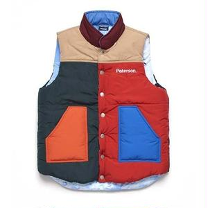PATERSON CUT IT - REVERSIBLE VEST