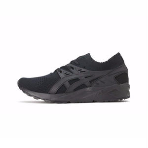 ASICS TIGER GEL-KAYANO TRAINER KNIT BLACK