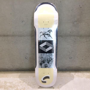 QUASI SKATEBOARDS VG++ DECK  8.25inch