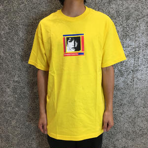 DIASPORA SKATEBOARDS JANE TEE YELLOW