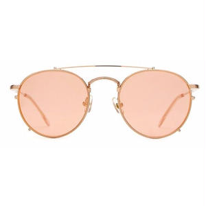 CRAP EYEWEAR THE TUFF SAFARI ROSE GOLD