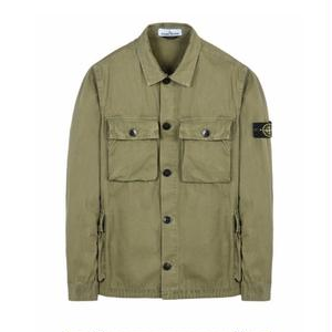 STONE ISLAND 119WN T.CO+OLD MILITARY GREEN