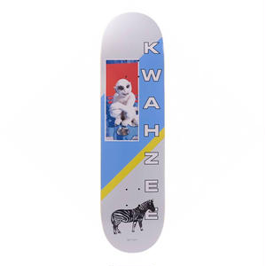 QUASI SKATEBOARDS SAFARI WHITE 8.0