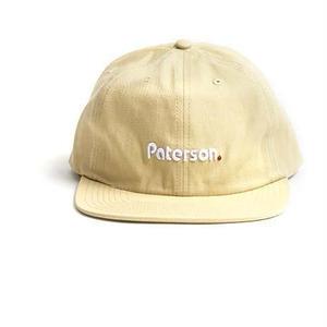 PATERSON OG LOGO HAT KHAKI