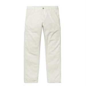CARHARTT RUCK SINGLE KNEE PANT WAX WHITE
