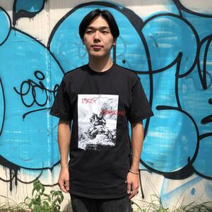032C BMC Bärenhetze T-Shirt   BLACK