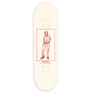 PASS~PORT FEDORA BOY DEAN PALMER DECK 8.0INCH