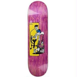 POLAR SKATE CO.DANE BRADY  PIZZA OVEN DECK 8.25inch