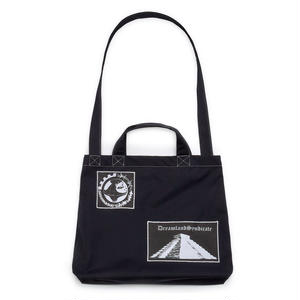 DREAMLAND SYNDICATE TOTE BAG WITH PACHES MIDNIGHT