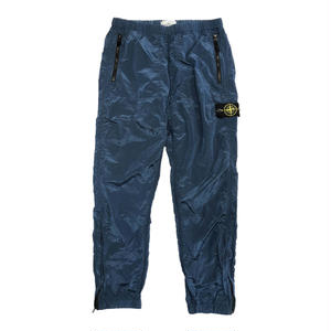 STONE ISLAND NYLON METAL PANTS  BLUE  64212