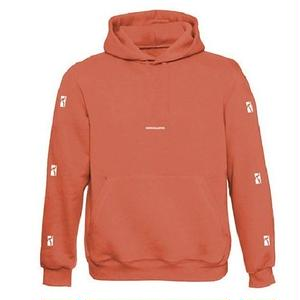 POETIC COLLECTIVE  HOODIE   CORAL
