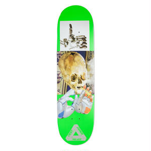 PALACE SKATEBOARDS CHEWY PRO SANS-ZOOTED 8.3