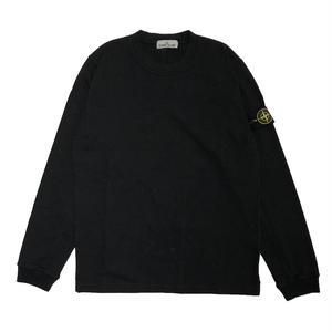 STONE ISLAND 64558 LONG SLEEVE SWEAT SHIRTS   BLACK